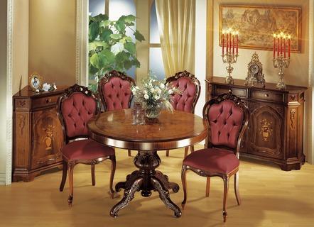 rundkommode in verschiedenen ausf hrungen wohnzimmer. Black Bedroom Furniture Sets. Home Design Ideas