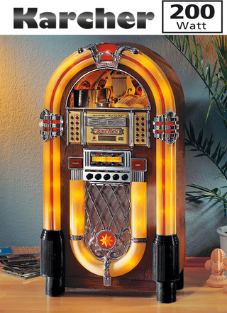 Stereo-CD-Juke-Box