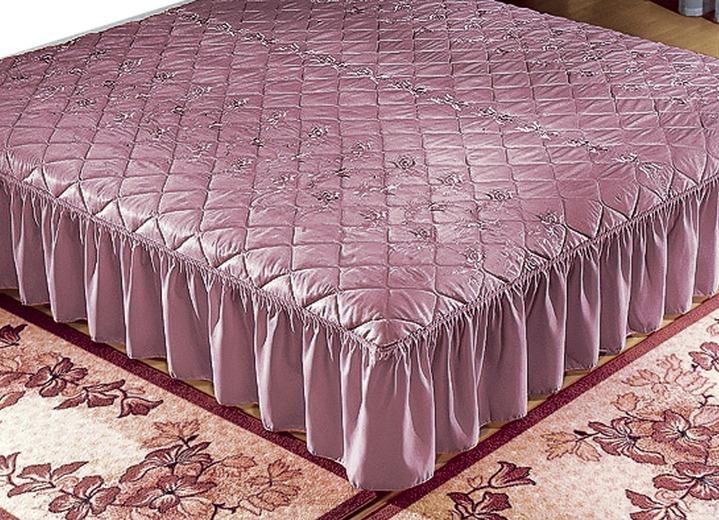 tagesdecke in verschiedenen farben tagesdecken brigitte hachenburg. Black Bedroom Furniture Sets. Home Design Ideas
