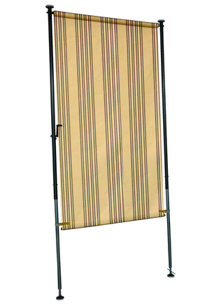 balkon seitensichtschutz in 4 farben sichtschutz und sonnenschutz brigitte hachenburg. Black Bedroom Furniture Sets. Home Design Ideas