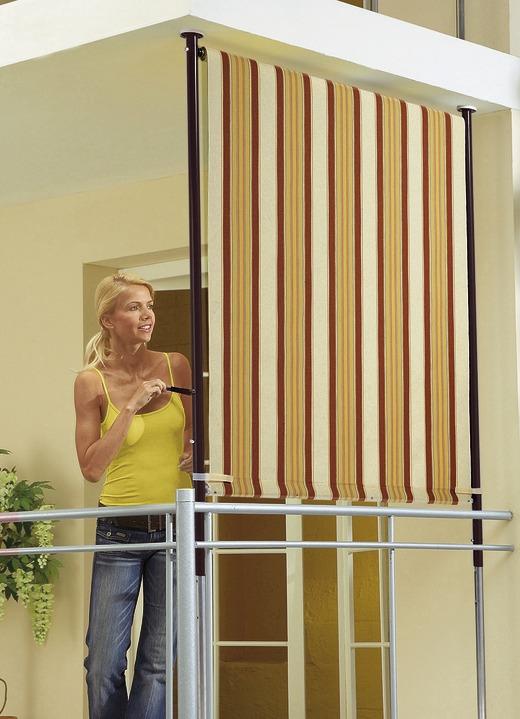 balkon seitensichtschutz sicht und sonnenschutz brigitte hachenburg. Black Bedroom Furniture Sets. Home Design Ideas