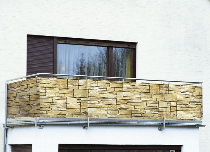 Häufig Balkon-Sichtschutz in verschiedenen Ausführungen - Sichtschutz und KB89