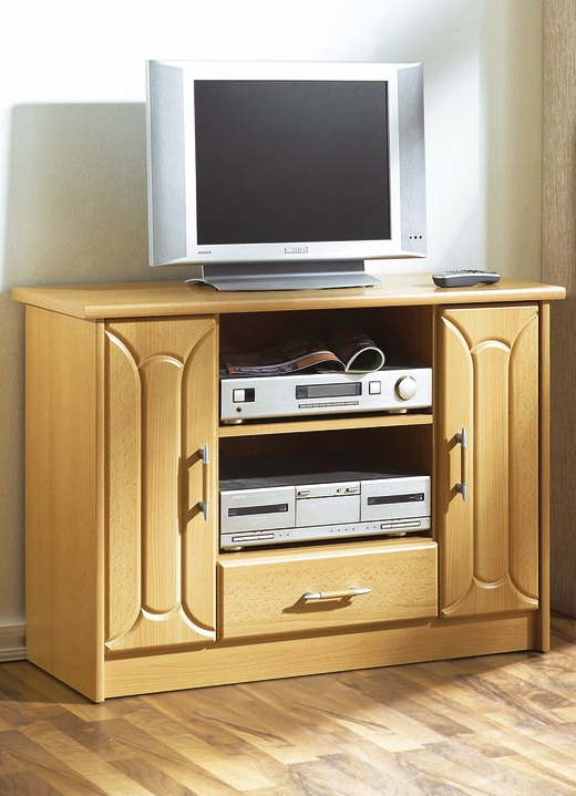 phono kommode hifi tv m bel brigitte hachenburg. Black Bedroom Furniture Sets. Home Design Ideas