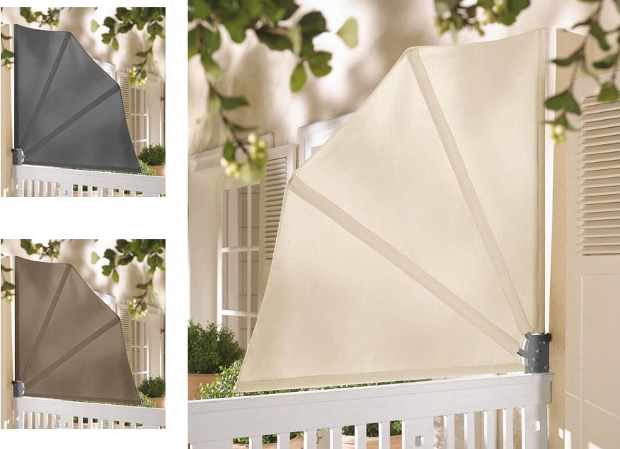 06531420170214 sichtschutz f cher grau. Black Bedroom Furniture Sets. Home Design Ideas