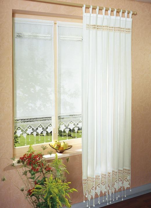 Fensterdekoration in verschiedenen farben gardinen brigitte hachenburg - Fensterdekoration gardinen ...