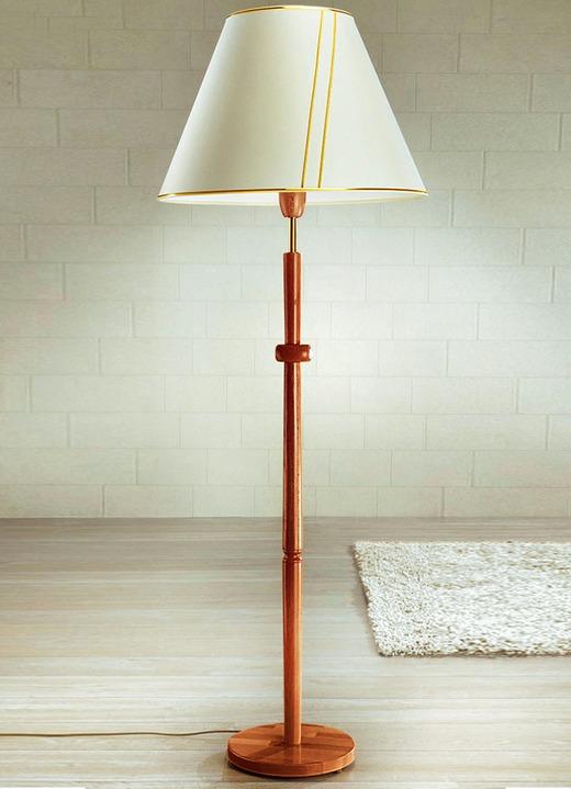 stehleuchte in verschiedenen farben lampen leuchten brigitte hachenburg. Black Bedroom Furniture Sets. Home Design Ideas