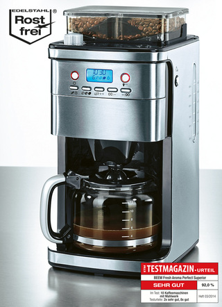 "BEEM"" Fresh-Aroma-Perfect Superior Kaffeemaschine"