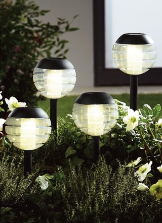 solarleuchten solarlampen f r den garten kaufen. Black Bedroom Furniture Sets. Home Design Ideas