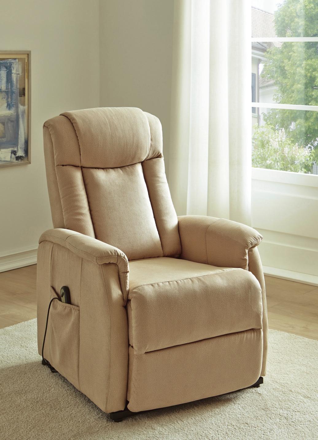 tv sessel mit motor und aufstehhilfe in verschiedene farben wohnzimmer brigitte hachenburg. Black Bedroom Furniture Sets. Home Design Ideas