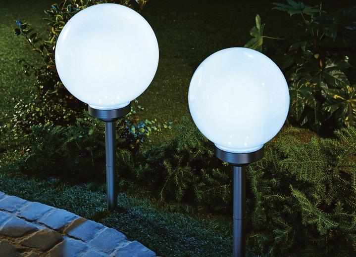Led solar gartenleuchte verschiedene ausf hrungen gartenbeleuchtung brigitte hachenburg - Gartenbeleuchtung solar ...