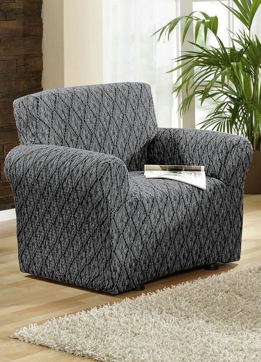 Stretchbezüge In Verschiedenen Farben Und Ausführungen Sessel