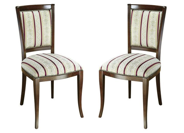 Edle Stühle edle stühle in verschiedenen ausführungen esszimmer brigitte