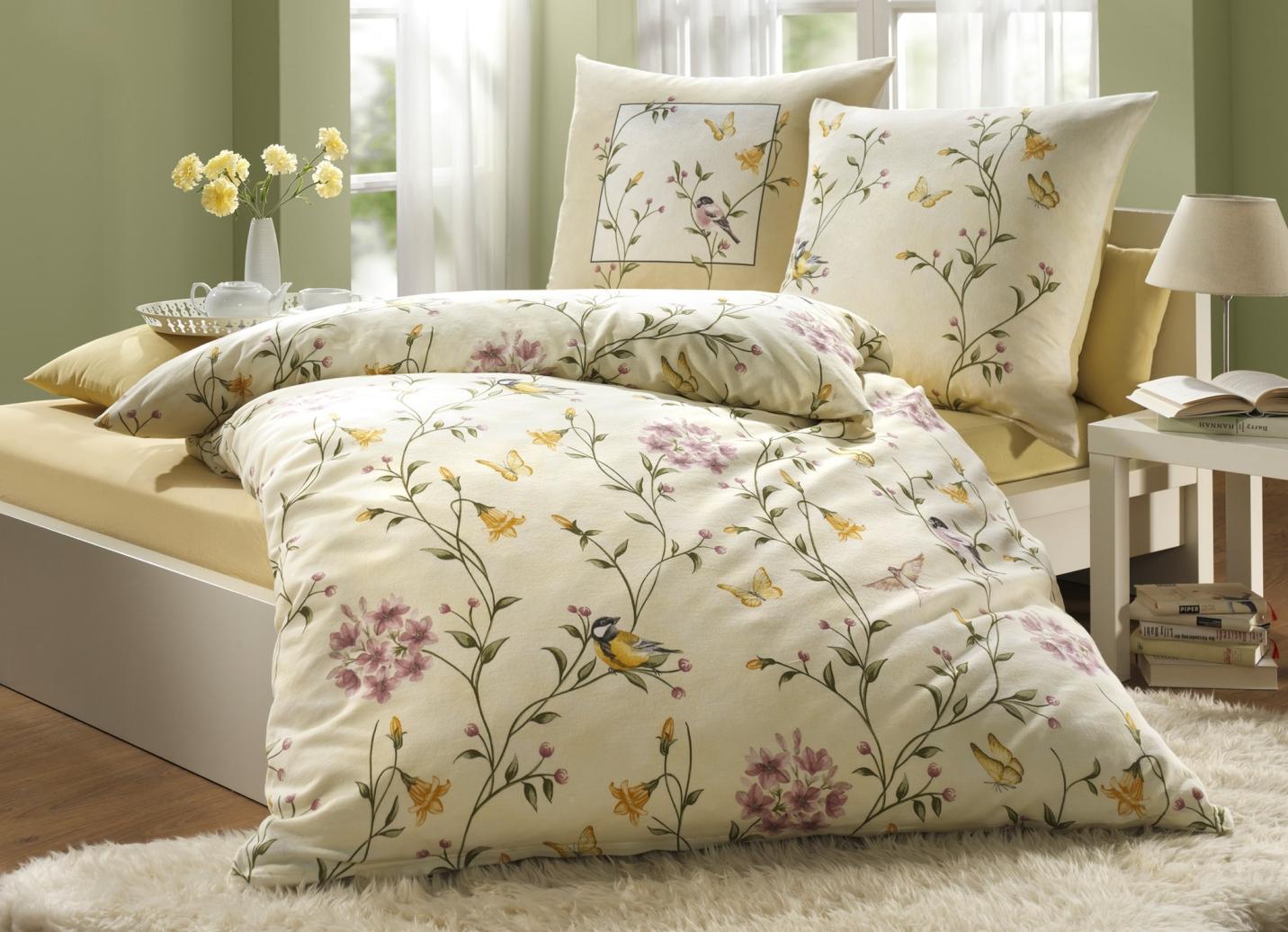 dobnig bettw sche garnitur verschiedene ausf hrungen bettw sche brigitte hachenburg. Black Bedroom Furniture Sets. Home Design Ideas