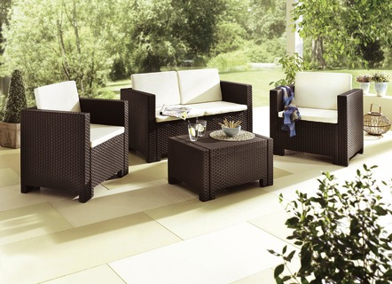 Gartenmöbel und Balkonmöbel online kaufen | Brigitte Hachenburg