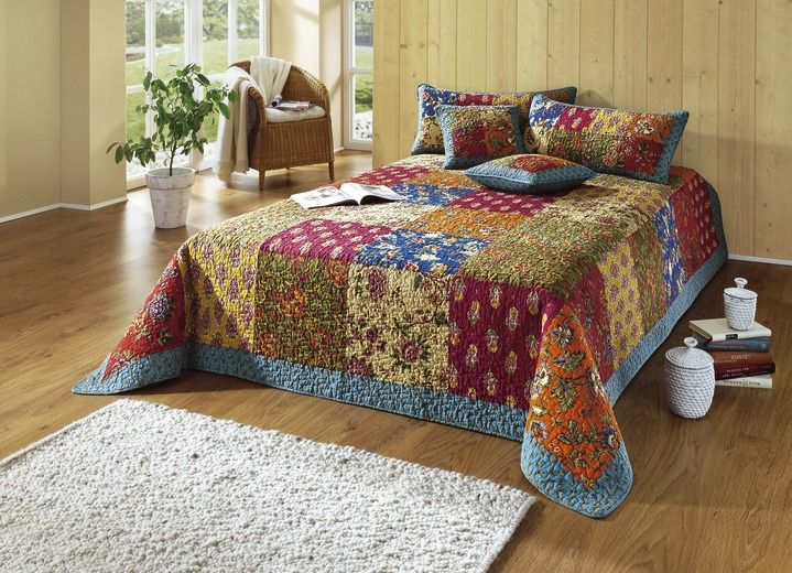 wohnaccessoires in verschiedenen gr en tagesdecken brigitte hachenburg. Black Bedroom Furniture Sets. Home Design Ideas