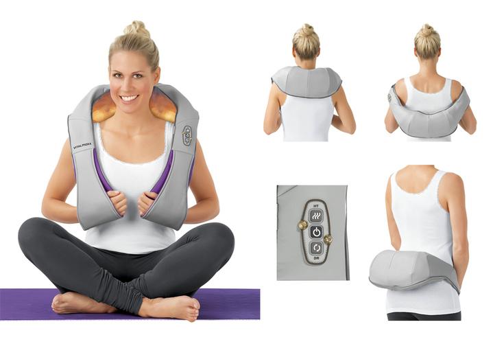 vitalmaxx shiatsu nacken massageger t wohlbefinden. Black Bedroom Furniture Sets. Home Design Ideas