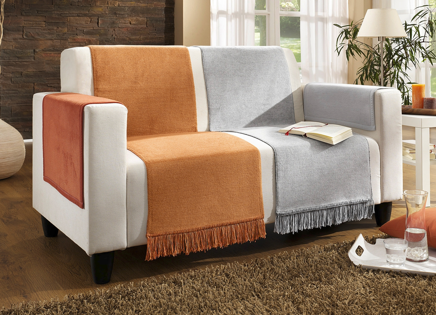bocasa wohnaccessoires verschiedene farben sessel. Black Bedroom Furniture Sets. Home Design Ideas