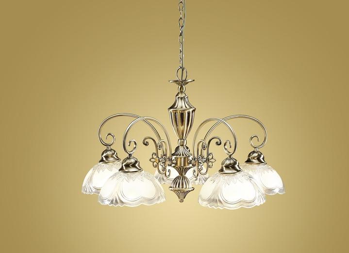 pendelleuchte 5 flammig lampen leuchten brigitte. Black Bedroom Furniture Sets. Home Design Ideas