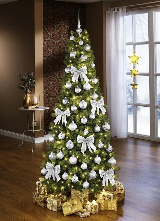 Weihnachtsbaumdekoration In Verschiedenen Ausfuhrungen
