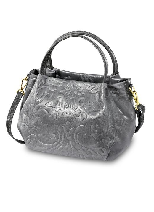 d5659b903e45ed Taschen - Trendy Tasche mit effektvoller Prägung