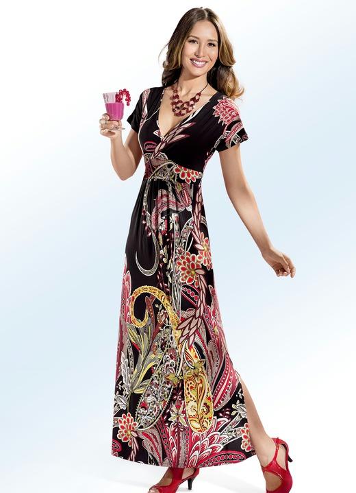 Kleid in angesagter Wickeloptik - Damen | Brigitte Hachenburg