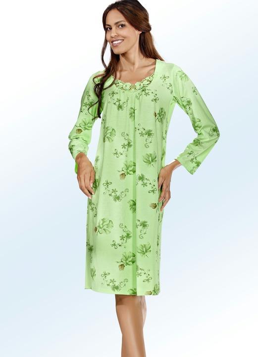 wholesale dealer 2f4ce 15936 Nachthemd, 3/4-lange Ärmel mit V-Ausschnitt