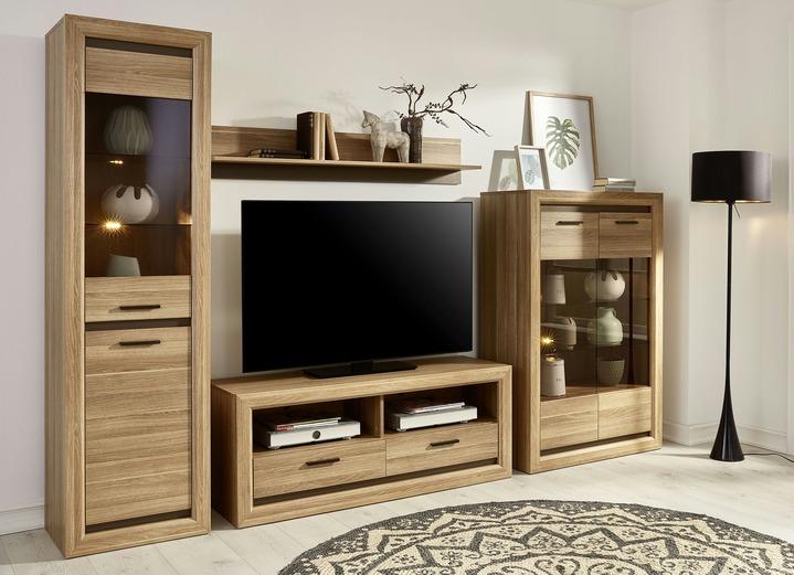 wohnwand wohnzimmer brigitte hachenburg. Black Bedroom Furniture Sets. Home Design Ideas