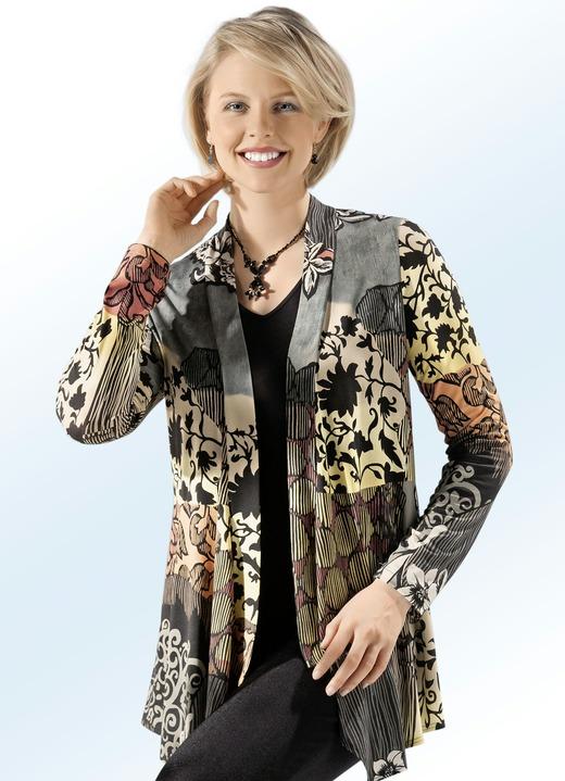 Zauberhaftes Elena Eden Shirtjacke Damen Brigitte
