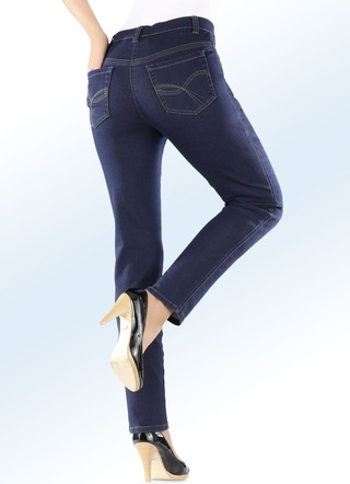 Power-Stretch-Jeans in 3 Farben