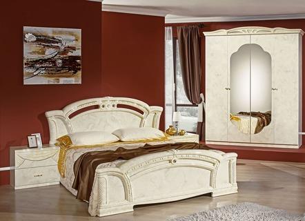 Schlafzimmerset, 4 Teilig, In Verschiedenen Ausführungen