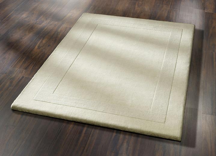 handgetuftete br cken und teppiche teppiche brigitte hachenburg. Black Bedroom Furniture Sets. Home Design Ideas