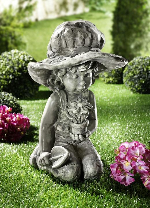 Sarah Kay Figur Lilli Gartendekoration Brigitte Hachenburg