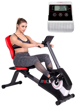 Christopeit Sitz-Heimtrainer RS100