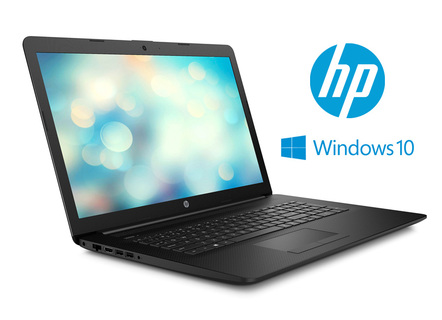 HP Notebook 17""
