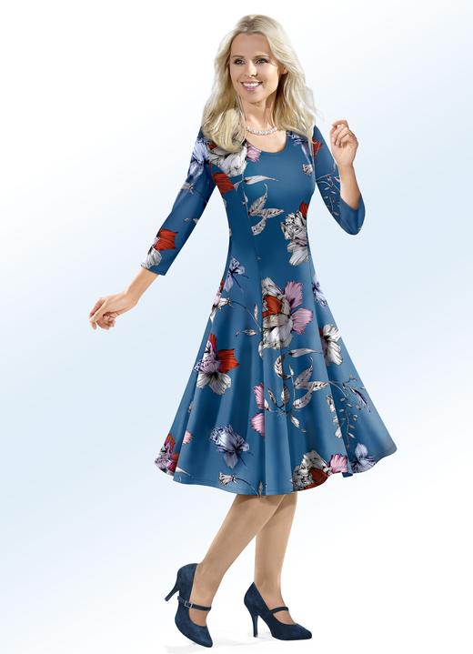 Kleid in schwingender Form - Damen   Brigitte Hachenburg