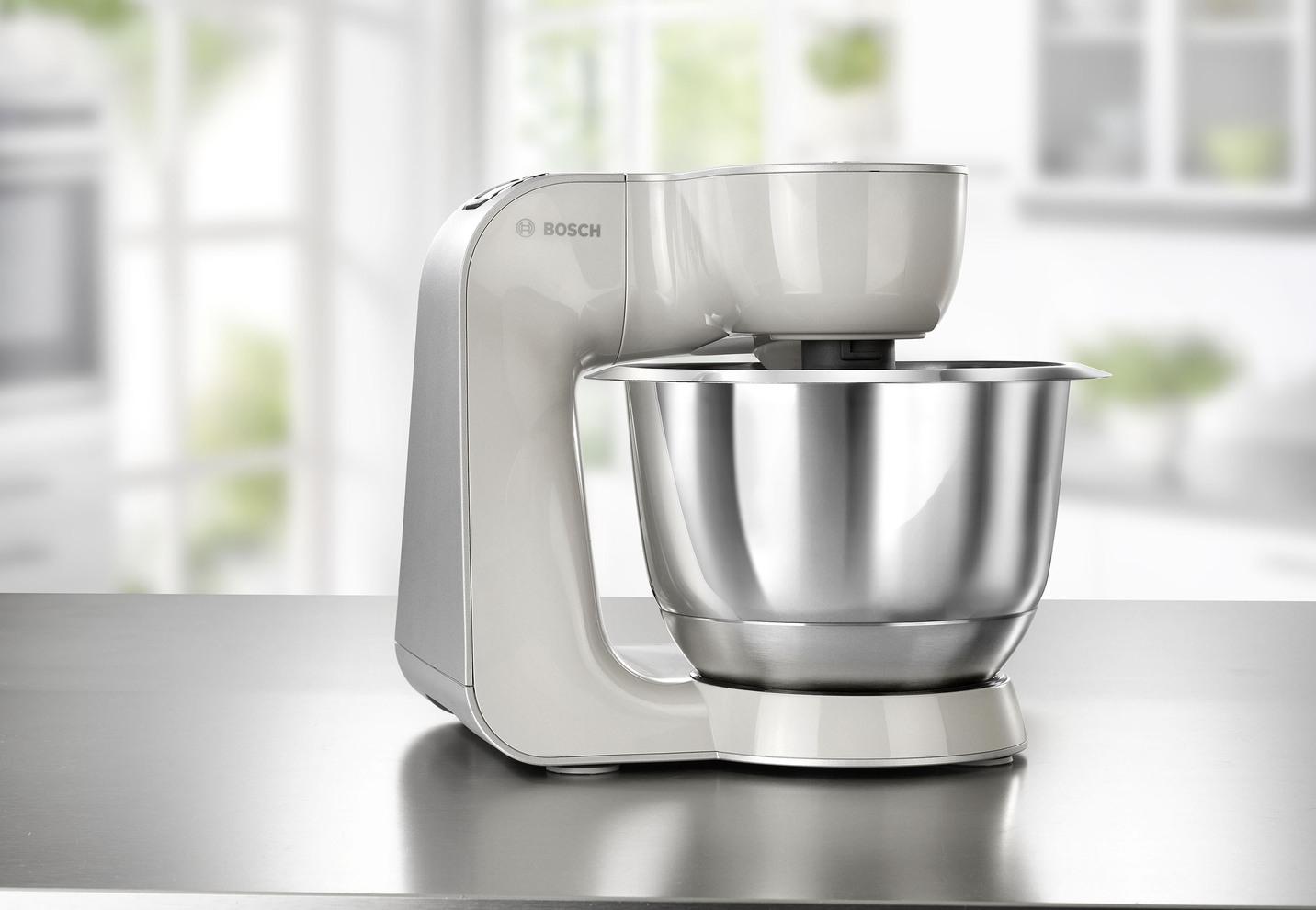 Bosch Küchenmaschine Zubehör 2021