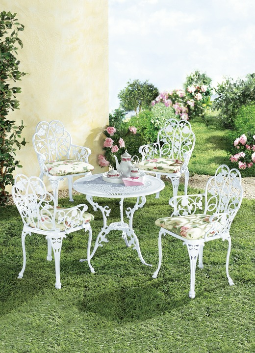 Gartenmöbel, Dornröschen, verschiedene Ausführungen - Gartenmöbel ...