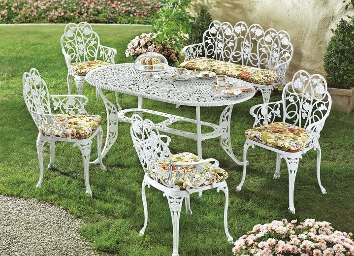 Gartenmöbel, Dornröschen, verschiedene Ausführungen   Gartenmöbel