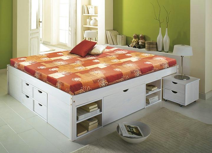 Funktionsbett in verschiedenen Ausführungen - Schlafzimmer  Brigitte Hachenburg