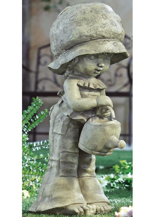 Sarah Kay Deko Figur Mit Gießkanne Gartendekoration Brigitte