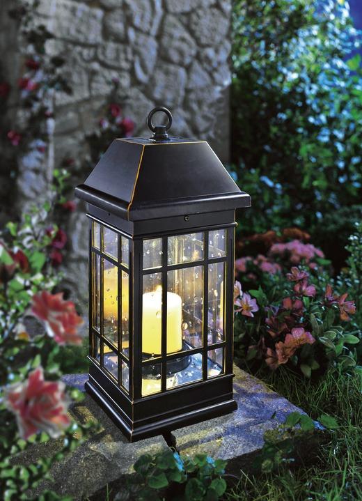 solar laterne sevilla gartenbeleuchtung brigitte. Black Bedroom Furniture Sets. Home Design Ideas