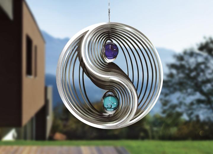 windspiel / gartenstecker - gartendekoration | brigitte hachenburg, Design ideen