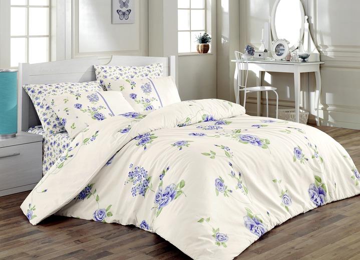 Bettwäsche Programm Mit Schönen Rosen Motiven Bettwäsche