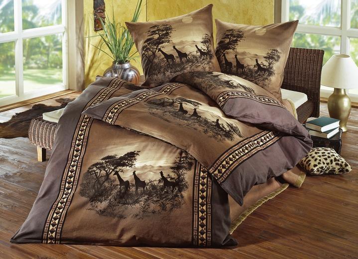 Afrikanische Bettwasche