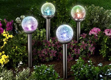 Solarleuchten Solarlampen Für Den Garten Kaufen Brigitte Hachenburg
