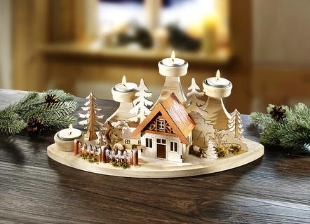 adventsteelichthalter weihnachten brigitte hachenburg. Black Bedroom Furniture Sets. Home Design Ideas