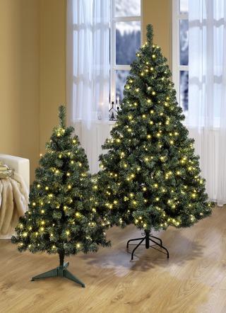 Adventskr nze und weihnachtsgestecke bestellen brigitte - Beleuchteter tannenbaum kunststoff ...