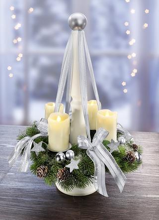 adventskraenze und weihnachtsgestecke bestellen brigitte