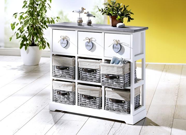 kommode in antik creme wohnzimmer brigitte hachenburg. Black Bedroom Furniture Sets. Home Design Ideas