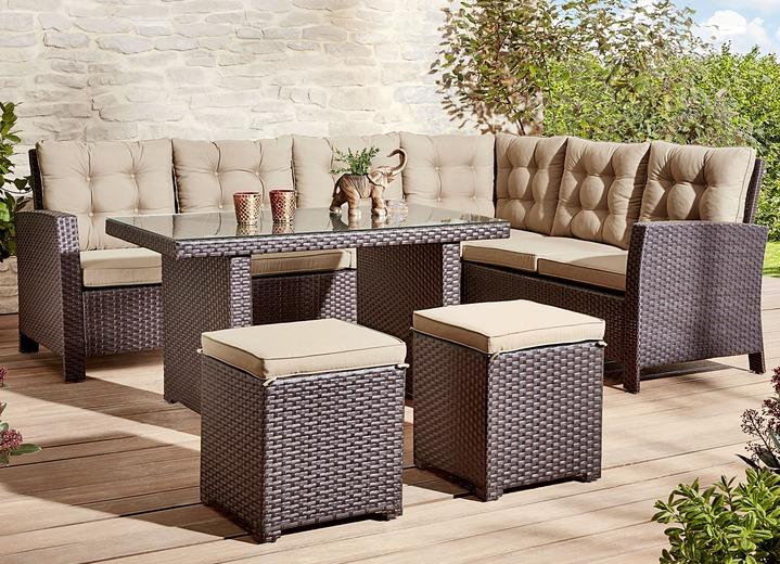 Dining Lounge Salerno In Verschiedenen Farben Gartenmöbel